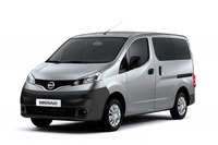 Nissan NV200 makes European debut at Barcelona Motor Show