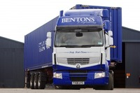 New Renault Premiums for Benton Bros. 100th birthday