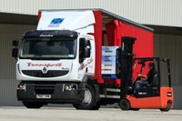 New Renault Premiums join Haulier of the Year