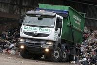 Renault Kerax fleet replaces DAF at Coastal Waste