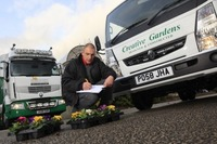 Renault fleet grows at Hayes Garden World