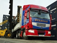 First Renault truck for Stanian Transport