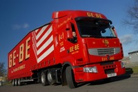 Renault Trucks to replace DAF at GE-BE Transport