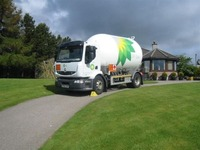 Renault Trucks make lighter work of bulk LPG deliveries for BP