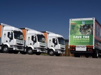JB Kind uses new Renault fleet to promote rainforest cause