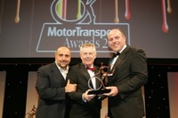 Renault Trucks Midlands wins leading industry award