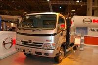 Hino ready to stretch its muscles in the UK