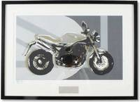 Limited edition Triumph art prints available in dealerships