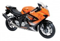 Hyosung GT650 even better value with free insurance