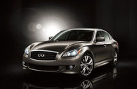 Infiniti M makes virtual debut at Concours d'Elegance