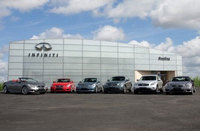 Infiniti Centre to open in Reading