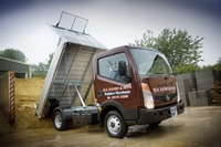 Nissan Cabstar quality, Volvo expertise for R. Dando & Sons