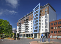 Woking development proves a success