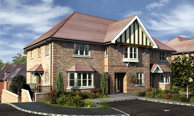 Townhouse living comes to High Wycombe | Easier