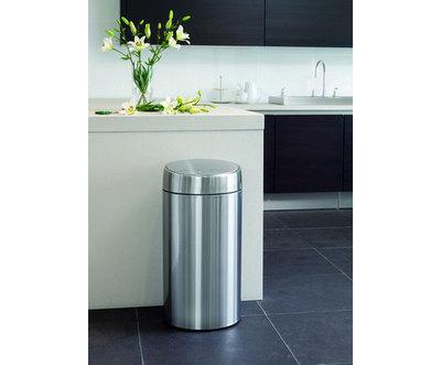 smart new kitchen bin concept from brabantia easier. Black Bedroom Furniture Sets. Home Design Ideas