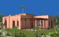 Moroccan riads inspire design of new homes near Marrakech