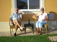Brian and Anne's dream home in the Portuguese sun!