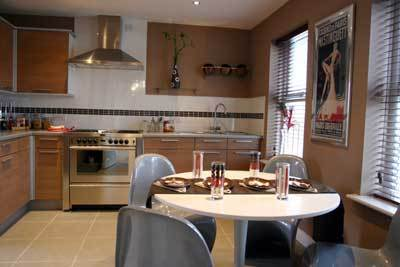 A Homes Kitchens