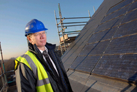 Solar powered homes trialled in Warrington