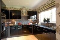 Mearns Wynd Conway showhome - kitchen
