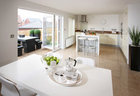 Dunfermline show homes reveal style and glamour