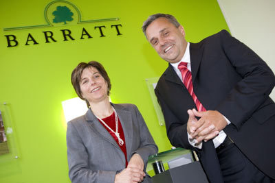 Barratt Homes Jobs Southampton