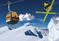 New gondola lift for Slovakia's Jasna ski resort