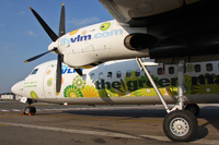 VLM promotes green credentials of flying