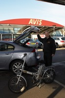 Avis London gets on its (electric) bike