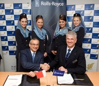 Gulf Air orders Rolls-Royce engines for new A330s