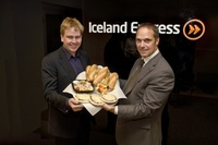 Iceland Express offers a healthier option