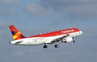 Avianca takes deliver of first Airbus A320