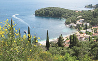 Walking through undiscovered Corfu