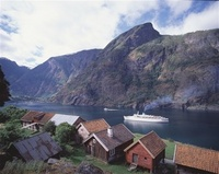 "Norway's Fjords voted ""Top Iconic Destination"""