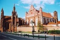 Vilnius to be European Capital of Culture in 2009