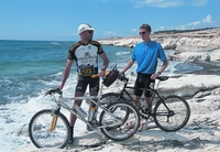 Get on your bike - to Cyprus