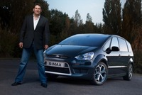Ford S-MAX chosen transport for Spandau Ballet 2009 tour