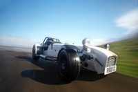 Caterham Seven to feature in Top Gear Live World Tour