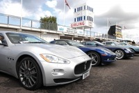 Maserati GranCabrio to debut at Goodwood Breakfast Club