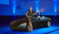 Maserati GranCabrio UK premiere in London