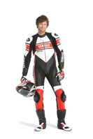50% off Yamaha leather suits