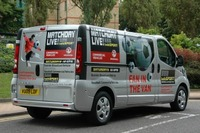 Vauxhall Vivaro is top scorer with talkSPORT