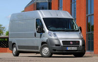 Fiat Professional Most Improved Van Manufacturer of the Year