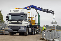 Big DAF helps keep traffic flowing