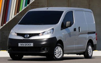Nissan NV200 is Van of the Year 2010