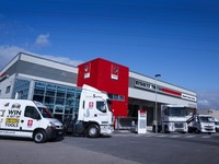 Renault Trucks invests £9 million in the UK