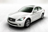 Infiniti confirms Hybrid for production
