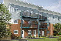 Final homes on sale at Waterside Park in West Drayton