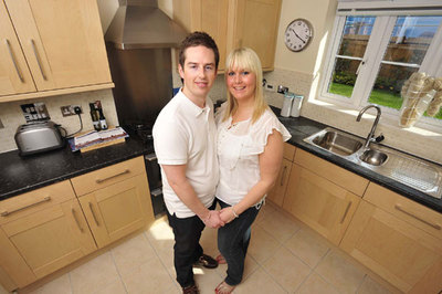 Jo And Adam Step Up The Property Ladder In Hornchurch Easier