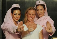Gulf Air continues support for 'Think Pink' campaign